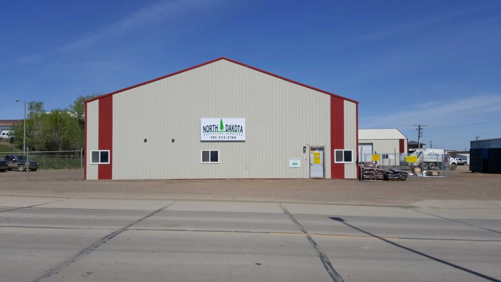 North Dakota Recycling Services Team
